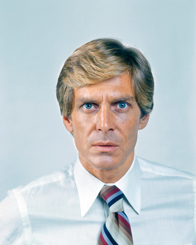 1970s Portrait of a Business Man
